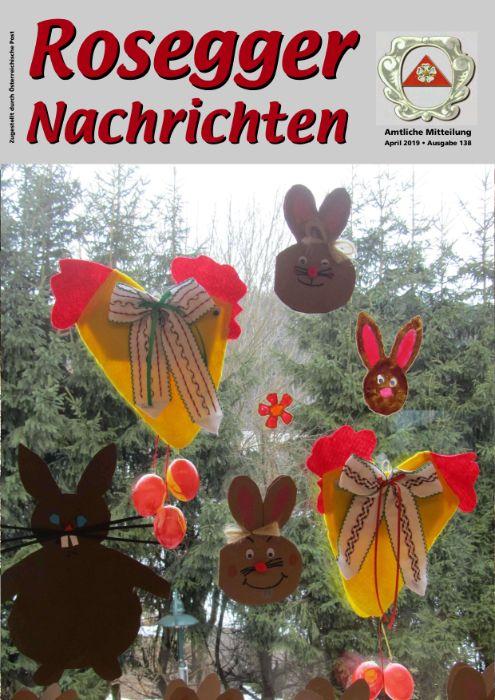 Gemeindezeitung 138 April 2019