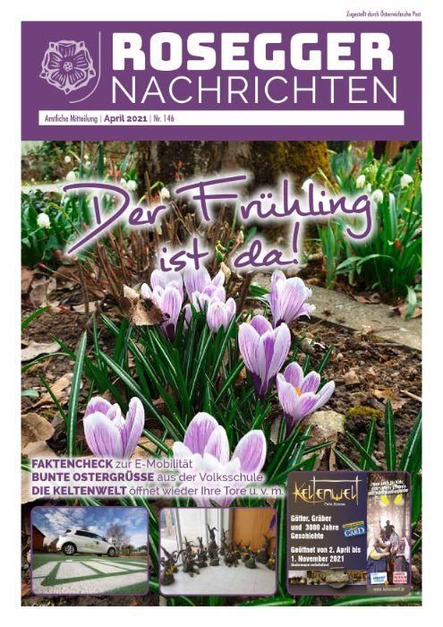 Gemeindezeitung 146 April 2021