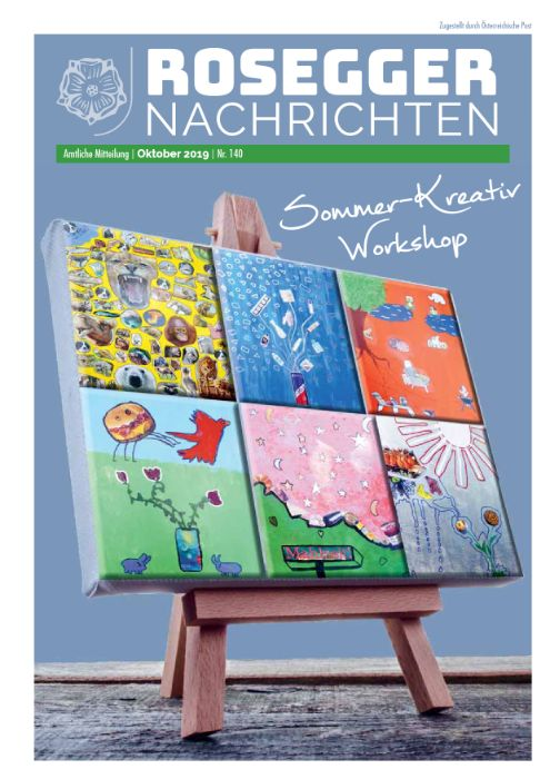 Gemeindezeitung 140 Oktober 2019