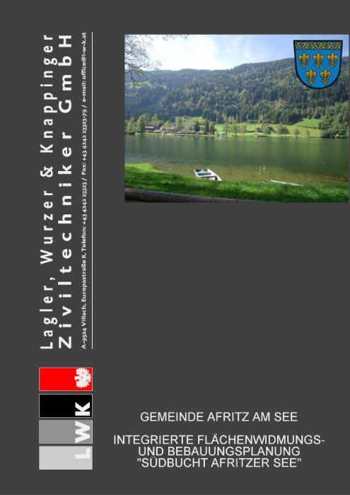 Teilbebauungsplan Südbucht Afritzer See